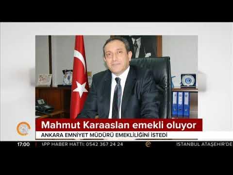 Ankara'nın yeni emniyet müdürü