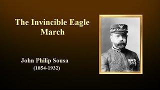 """""""The Invincible Eagle march"""" #737   Stella Grand 17 1⁄4 Inches"""