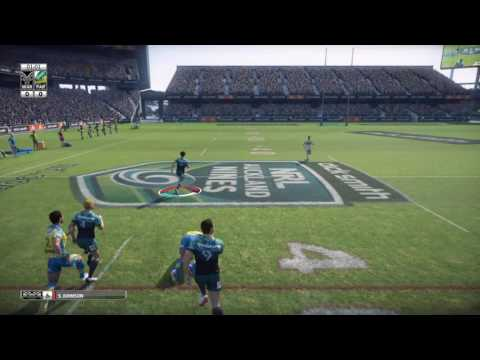 Rugby League Live 3 Auckland Nines