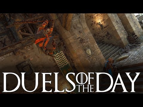 Duels of the Day #4 - For Honor with Shugoki