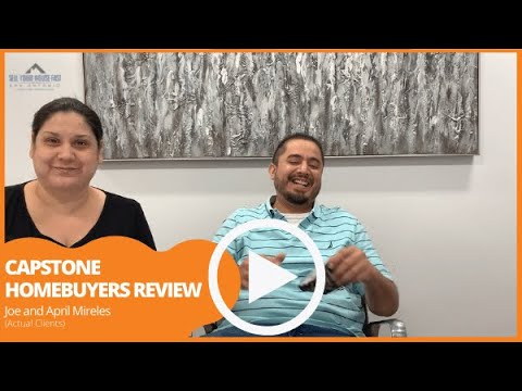 Sell Your House As-Is San Antonio - Capstone Homebuyers Customer Review