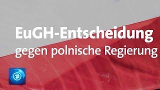 Polen muss Justizreform stoppen