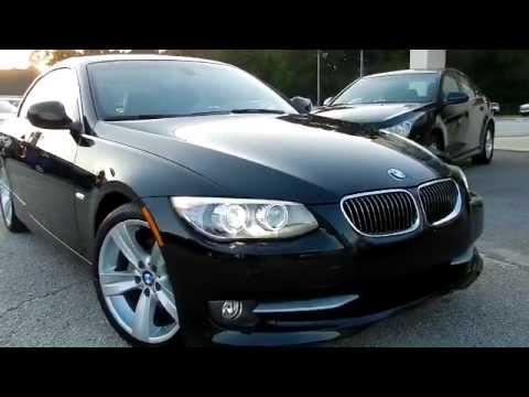 BMW I Convertible Charleston SC YouTube - 2011 bmw 328i convertible