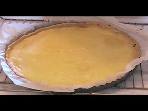 Recette de la Tarte au citron par Mamy Monica