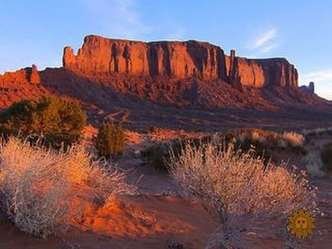 Monument Valley: Mother Nature's scene-stealing movie star