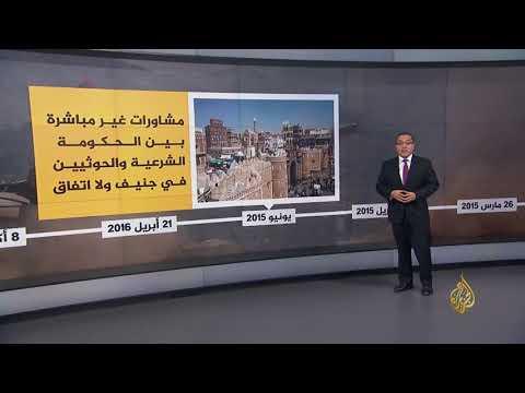 مسار الأزمة اليمنية منذ سبتمبر 2014