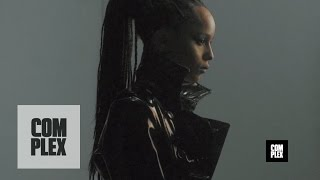 Zoë Kravitz Behind The Scenes | Complex Cover Shoot