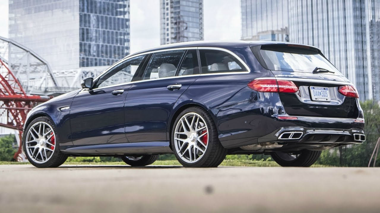 2018 Mercedes E63 S Amg 4matic Wagon Performance And Sophistication