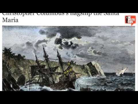 The Wreckage Of Christopher Columbus