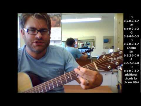 how-to-play-don't-be-cruel-by-elvis-on-acoustic-guitar