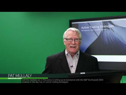 Can There Be Too Much Implied Volatility?|Pat Mullaly|8-20-19|Active Trading Strategies
