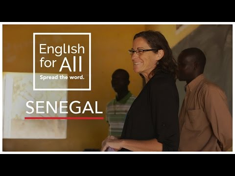 A Day In A Life of a Fellow - Senegal #EnglishForall