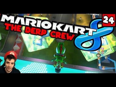Welcome back to Mario Kart! (MARIO KART 8 ONLINE - Part 24)
