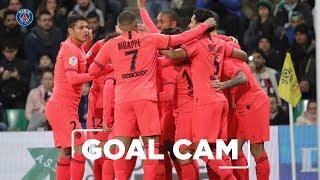VIDEO: GOAL CAM | Every Angles | Saint-Etienne vs Paris Saint-Germain