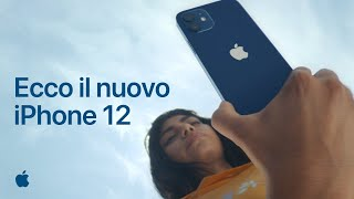 Nuovo iPhone 12 - Apple