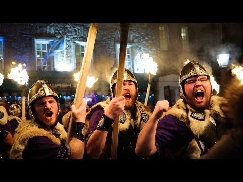 Things To Do At Hogmanay - Celebrating Hogmanay All Over Scotland - From Edinburgh to Stonehaven!