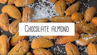 AMAZINGGG chocolate almond rec…