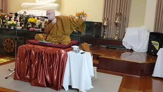 Ven Ajahn Nissarano Thero on 2018-09-22