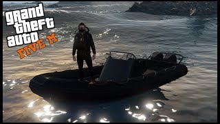 GTA 5 ROLEPLAY - GOING ON BOAT TRIP AND DEEP SEA DIVING WITH SHARKS! - EP. 605 - CIV