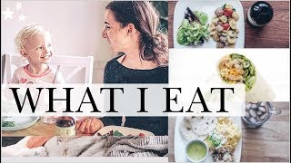 WHAT I EAT | What My 3 Kids Eat | Easy, Healthy Meals. HOME GARDEN | #motherhoodmay