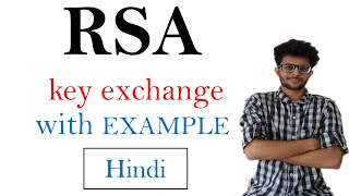 RSA Algorithm with solved example using extended euclidean algorithm | CSS series #7