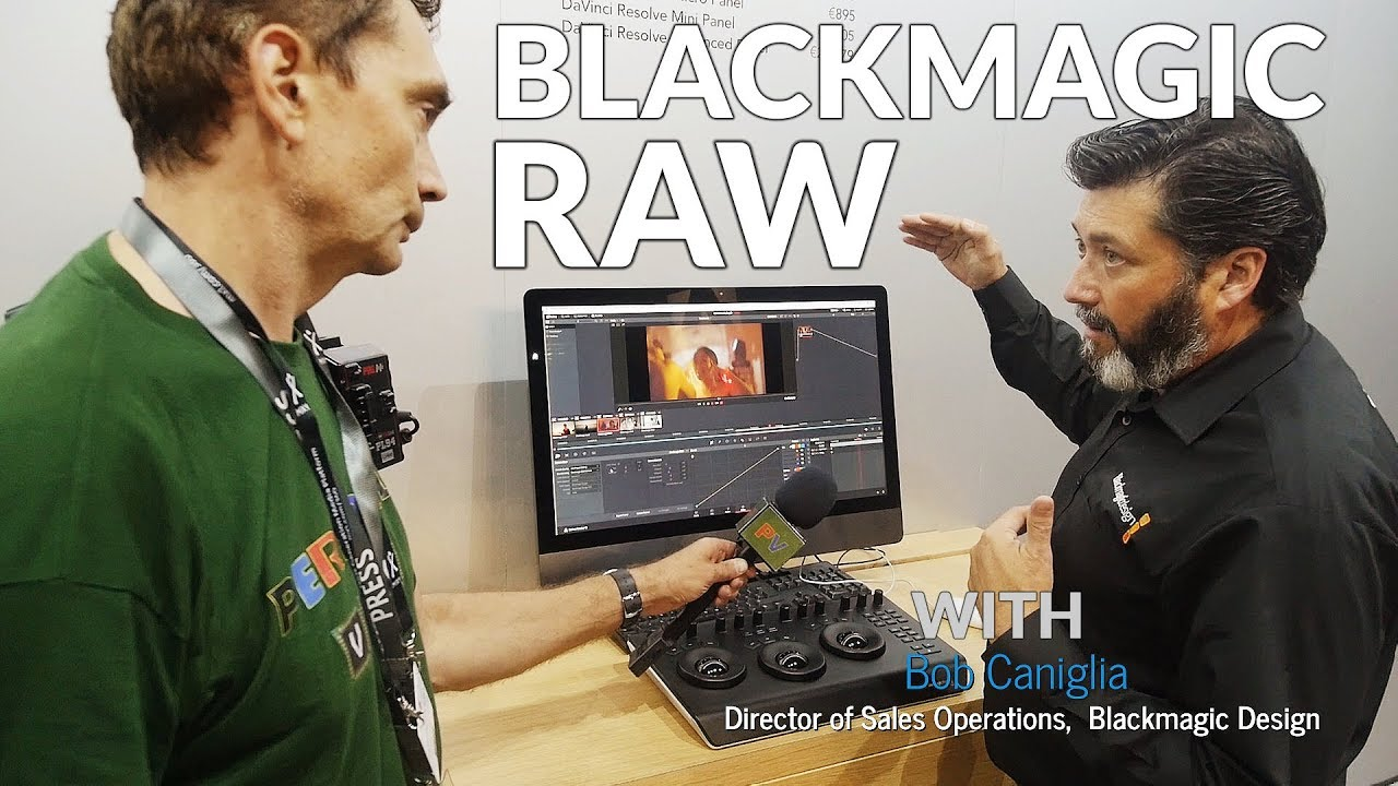 Another patented and closed RAW format - BlackMagic RAW - Personal