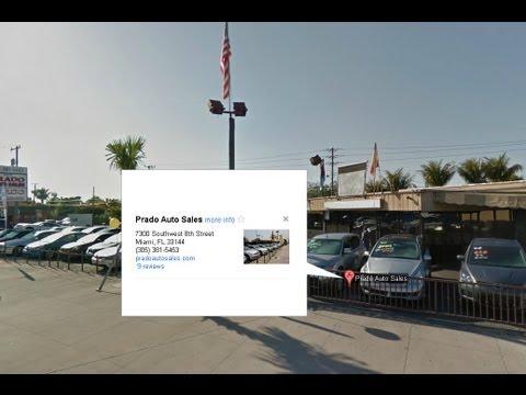 Prado Auto Sales >> Prado Auto Sales Tv Advertisement Long