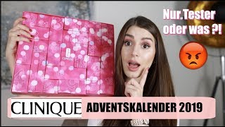 Nur TESTER oder was?! Clinique Adventskalender 2019