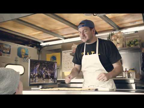 2014-15 Warriors Commercial - Klay Thompson