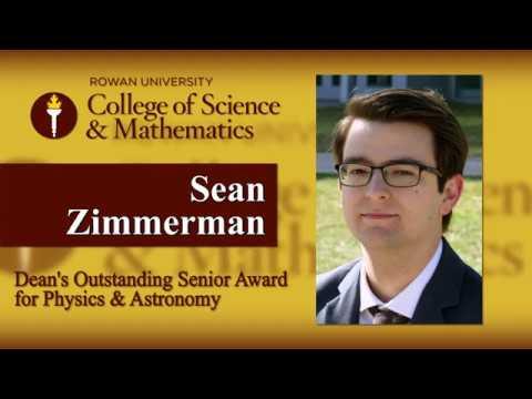 2017 Dean's Outstanding Senior Award: Physics & Astronomy