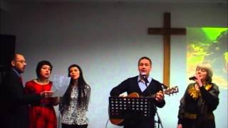 Рождественская  песня Greater Grace Cherkasy