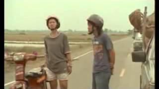 Quảng cáo Thái Lan hài hước - Thai Road Safety Ad