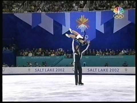 Petrova & Tikhonov (RUS) - 2002 Salt Lake City, Figure Skating, Pairs' Free Skate