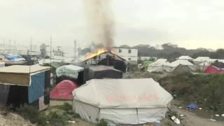 قلق على مصير ألف طفل في مخيم كاليه بفرنسا