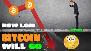 How Low Can Bitcoin Price Go???