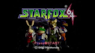 [eShop EU] Star Fox 64 (N64 VC) – First Look