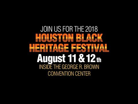 Black Heritage Music & Arts Festival 2018