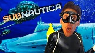 IN FONDO AL MARE! - Subnautica ITA Ep.1