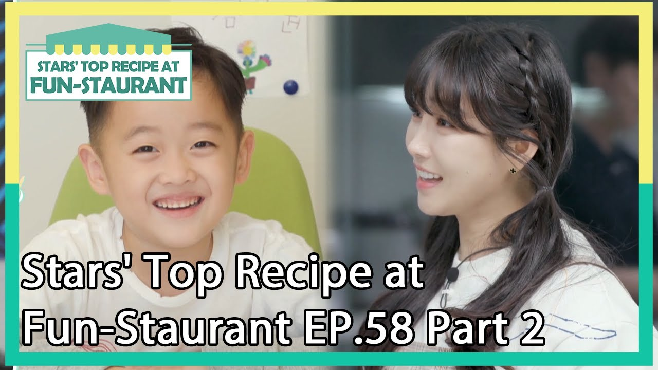 Stars Top Recipe At Fun Staurant Ep 58 Part 2 Kbs World Tv 201215 Youtube