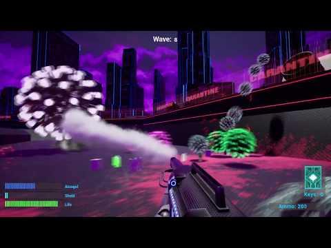 Covid-19 steam game