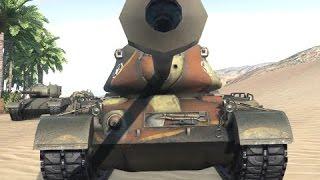 WZ-111 5A - 11 Kills - 1 VS 6 - World of Tanks Gameplay
