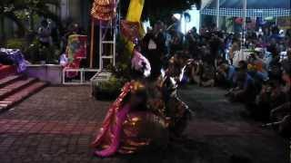 Lembayung Bali Dance @ Semarang Lembayung Bali Art Festival 2013
