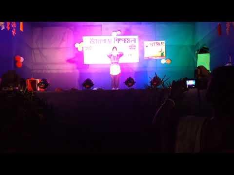 Shiv Tandav... Choreographed & performed by Romita Dasgupta.