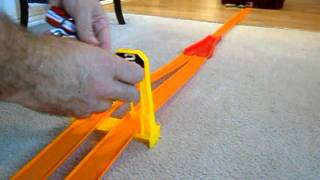 Hot Wheels Drag Race Action Set