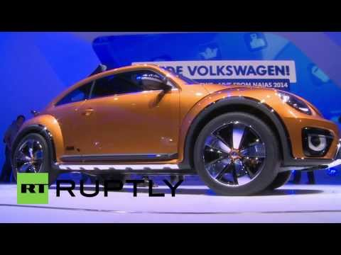 NAIAS: Volkswagen Beetle Dune premieres in Detroit