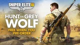 "Sniper Elite 3 | ""Hunt the Grey Wolf DLC"" Teaser Trailer 