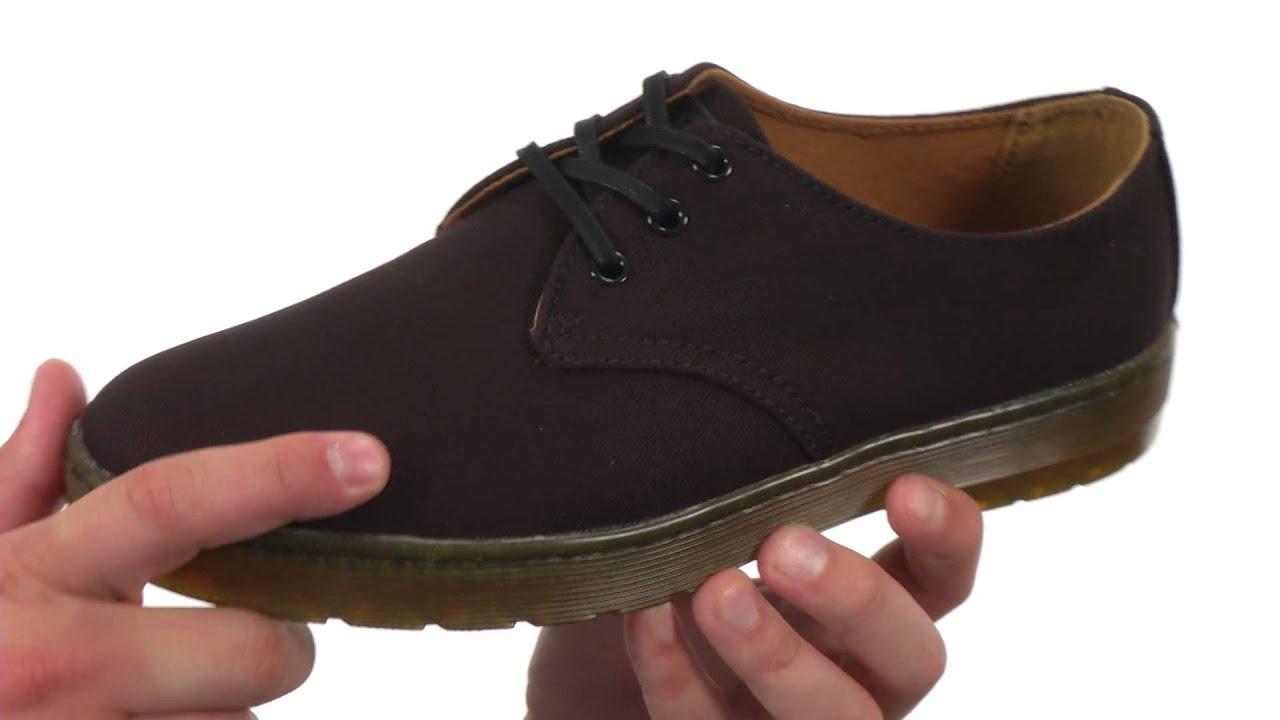 Delray 3-Eye Shoe Dr. Martens iwrOmmIo