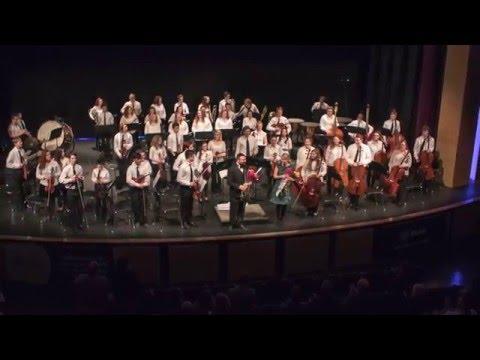 "CROSS CENTER GALA, ""Bangor Symphony Orchestra""   Video Production in Bangor, ME   Sutherland Weston"