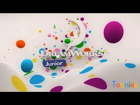 DreamWorks HD Arabia -  idents #1