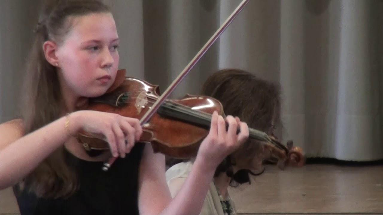 Youtube Violine